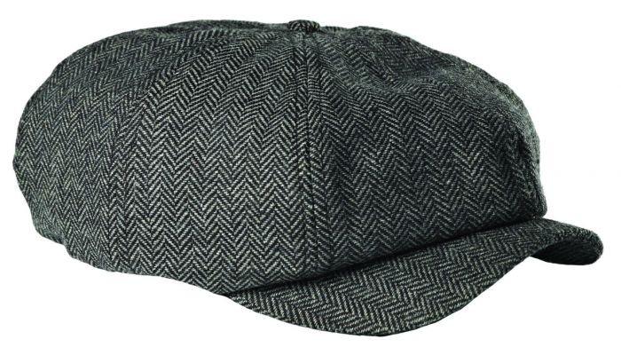 DICKIES - TUSCON FLAT CAP BLACK