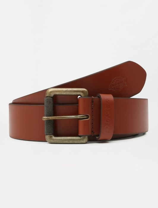 DICKIES - SOUTH SHORE BELT BROWN