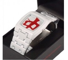RED DRAGON - THE CONTINUUM WATCH WHITE