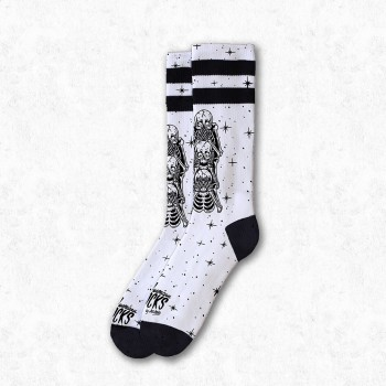 AMERICAN SOCKS - WISEMONKEYS MID HIGH S/M