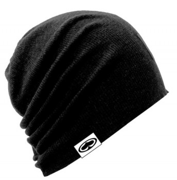 SRH - SPADED BEANIE BLACK ONE SIZE
