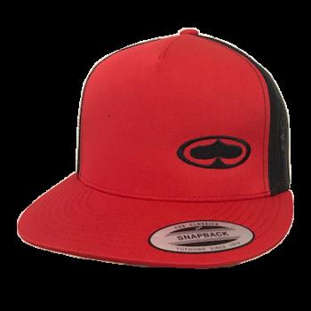 SRH - OG TRUCKER HAT RED