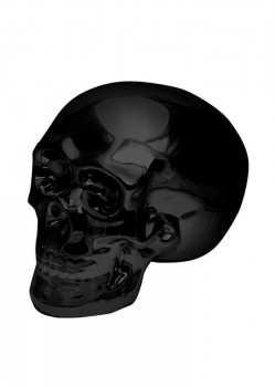 UNIT - SLAVINGS SKULL MONEY BOX BLACK