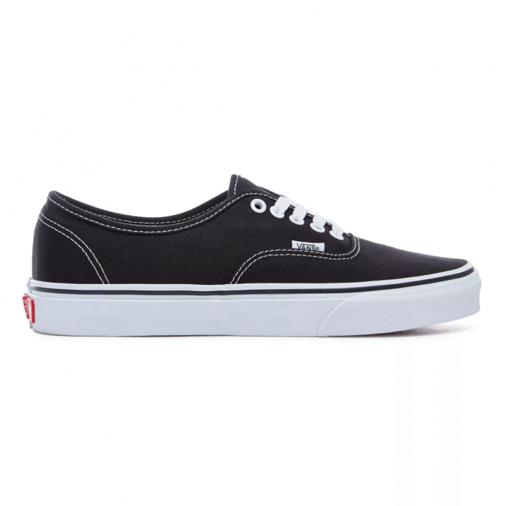 VANS - AUTHENTIC BLACK