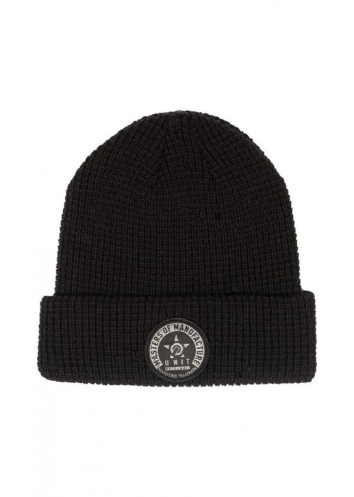 UNIT - LOCKDOWN BEANIE BLACK