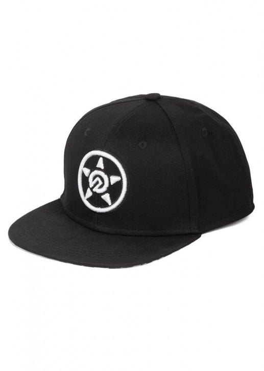 UNIT - BULLETIN SNAPBACK BLACK