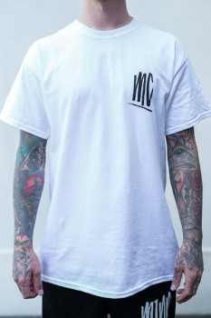 MINDCOLLISION - MC SHIRT WHITE L