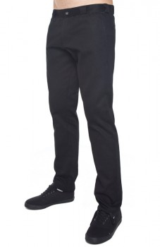 UNIT - INDUSTRIAL PANT SLIM BLACK