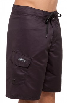 UNIT - TOMAHAWK BOARDSHORT BLACK