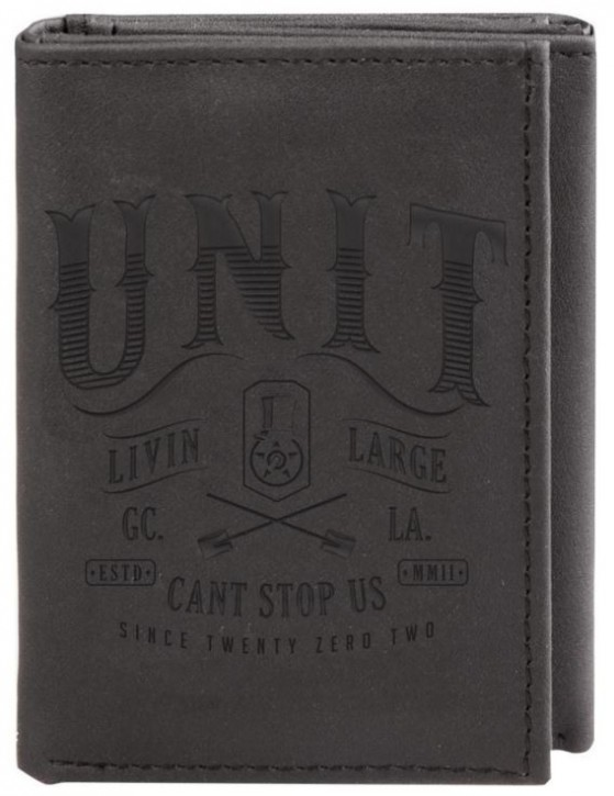 UNIT - ALAMO WALLET BLACK