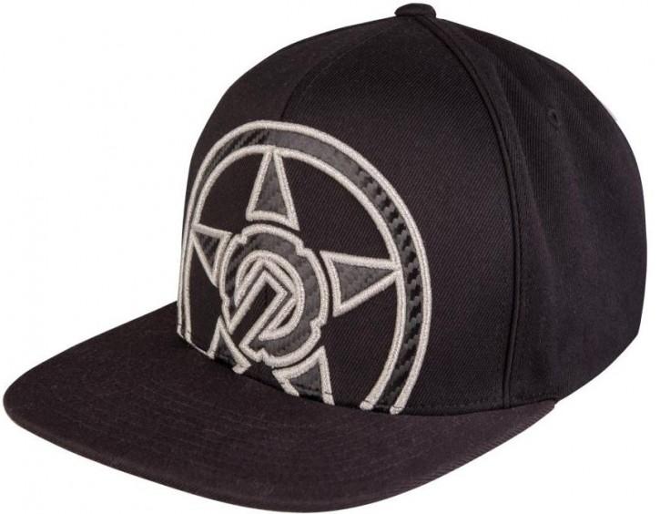 UNIT - BRACKET FLEXFIT CAP BLACK