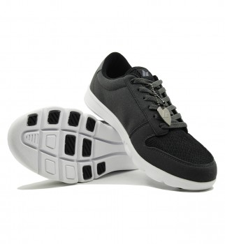MACBETH - BRADLEY DARK GREY/BLACK
