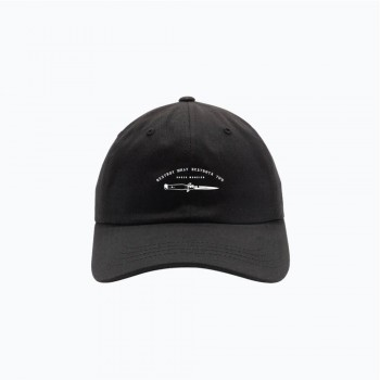 SHOCK MANSION - DESTROY DAD CAP BLACK ONE SIZE