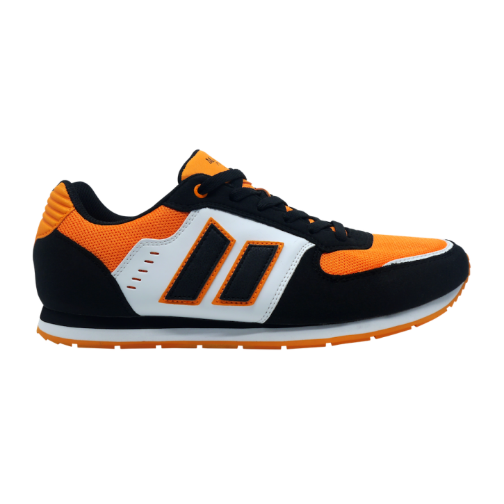 MACBETH - FISCHER ORANGE/BLACK