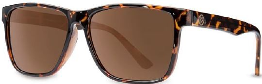 FILTRATE - HOTEL GLOSS TORT/BRONZE LENS POLARIZED ONE SIZE