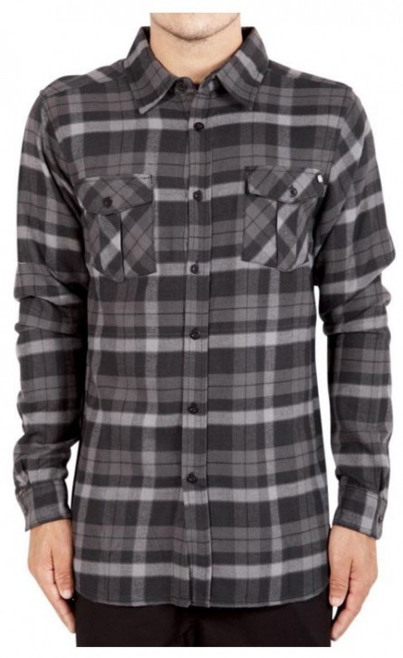 UNIT - HUNTINGTON FLANNEL BLACK
