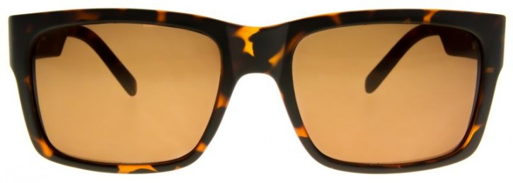 FILTRATE - JOHN BROWN MATTE TORTOISE/BRONZE POLARIZED LENS