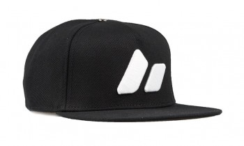 MACBETH - PENNANT SNAPBACK BLACK