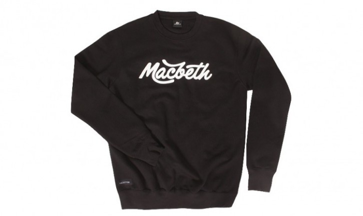MACBETH - MARLEY CREWNECK BLACK