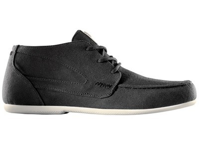 MACBETH - CAULFIELD BLACK-CEMENT HERRINGBONE SHOE