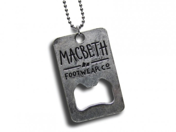 MACBETH - RICHARDS BOTTLE OPENER