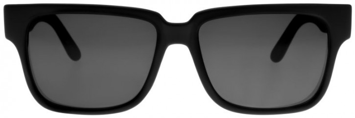 FILTRATE - SUNDAY MATTE BLACK/GREY LENS ONE SIZE