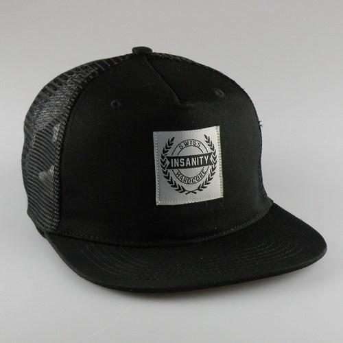 INSANITY - CAP BLACK