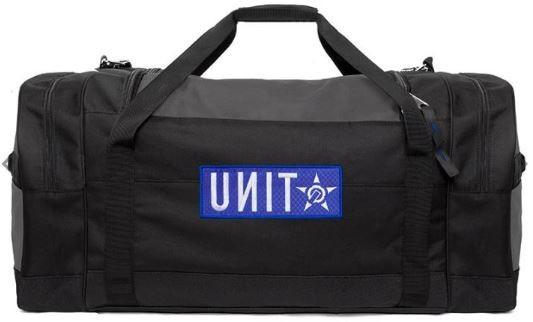 UNIT - CORPORATE DUFFLE BAG BLACK