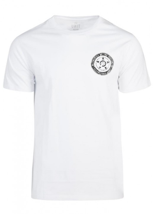 UNIT - MOVEMENT TEE WHITE