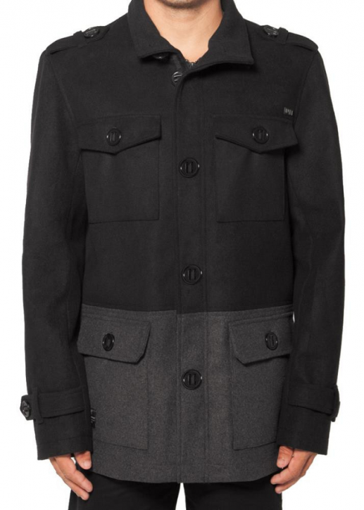 UNIT - PRINCIPLE PEACOAT GREY MARLE
