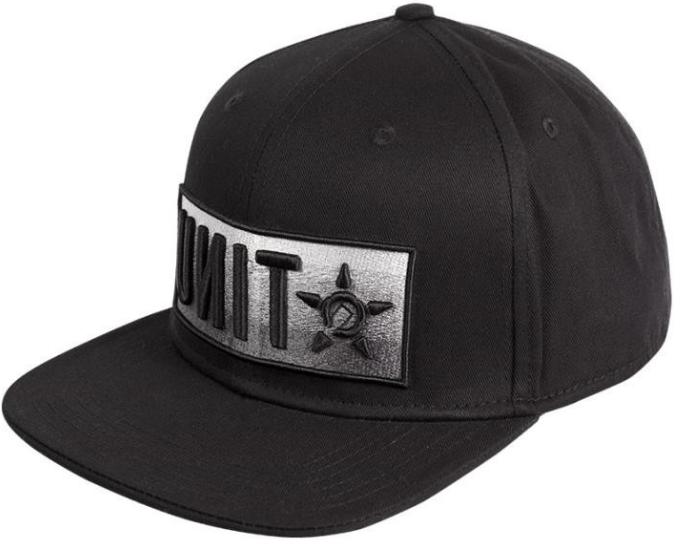 UNIT - RESET 161 SNAPBACK CAP BLACK