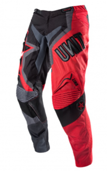 UNIT - RIDING PANTS BLOOD RED - ARMATECH