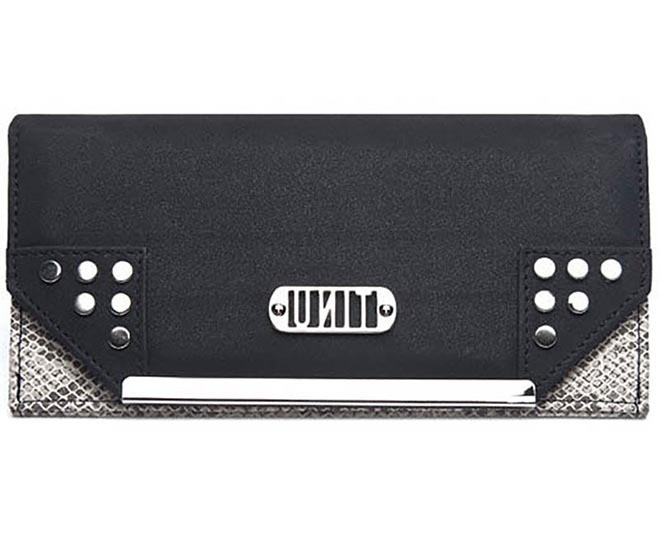 UNIT - SWITCH WALLET BLACK