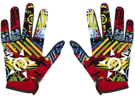 UNIT - RIDING GLOVES TECHTONIC MULTI XL