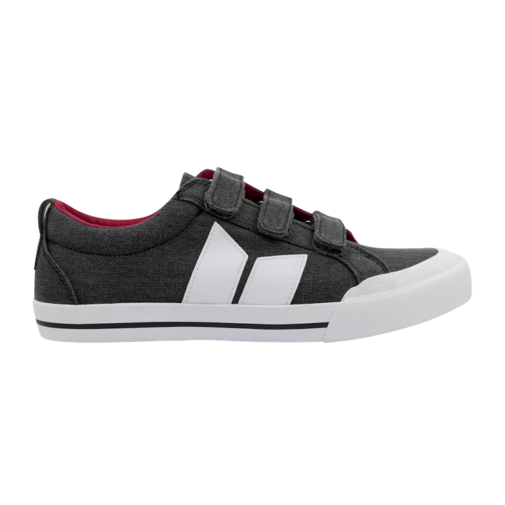 MACBETH - ELIOT VELCRO GREY/RED