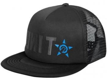 UNIT - KINETIC TRUCKER CAP BLACK