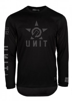UNIT - STEALTH JERSEY BLACK