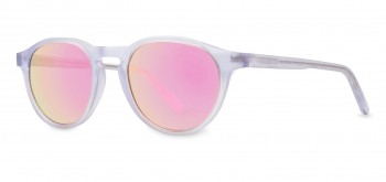 FILTRATE - BEACON MATTE CLEAR/PINK MIRROR