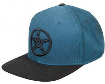 UNIT - SHOCK CAP TEAL ONE SIZE