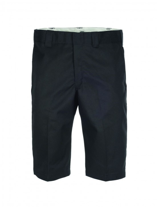 DICKIES - 13 INCH SLIM FIT WORK SHORT BLACK