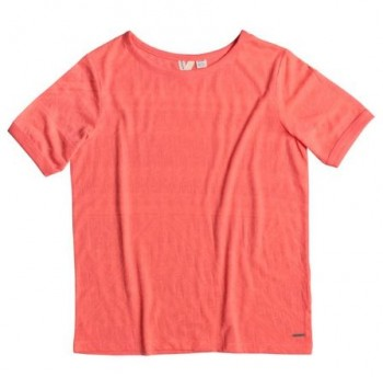 ROXY - ROXY CLOUDS T-SHIRT PINK