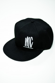 MINDCOLLISION - MC SNAPBACK BLACK ONE SIZE