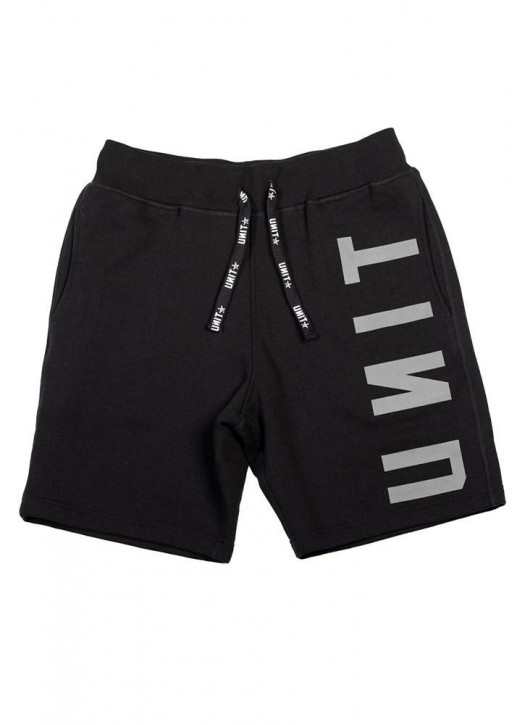 UNIT - MENS SHORTS RUGGIES BLACK