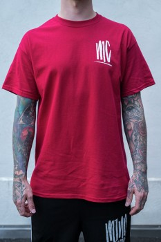 MINDCOLLISION - MC SHIRT RED M