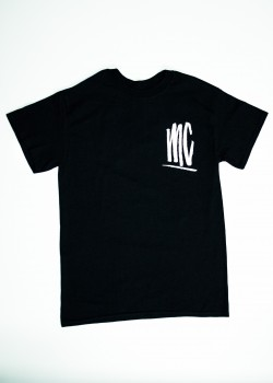 MINDCOLLISION - MC SHIRT BLACK
