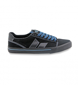 MACBETH - JAMES BLACK/MUTED COBALT