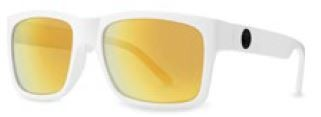 FILTRATE - JOHN BROWN MATTE WHITE/GOLD MIRROR POLARIZED ONE SIZE