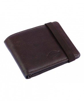 DICKIES - WILBURN WALLET BROWN