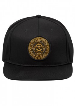 UNIT - KINGPIN SNAPBACK BLACK