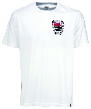 DICKIES - ORE CITY TEE WHITE